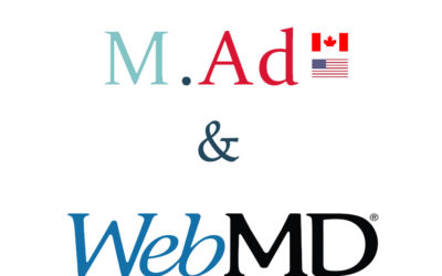 Announcing a New Partnership between M.Ad + WebMD